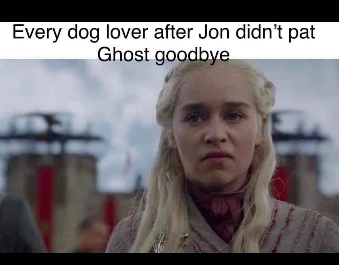 respect for ghost - meme