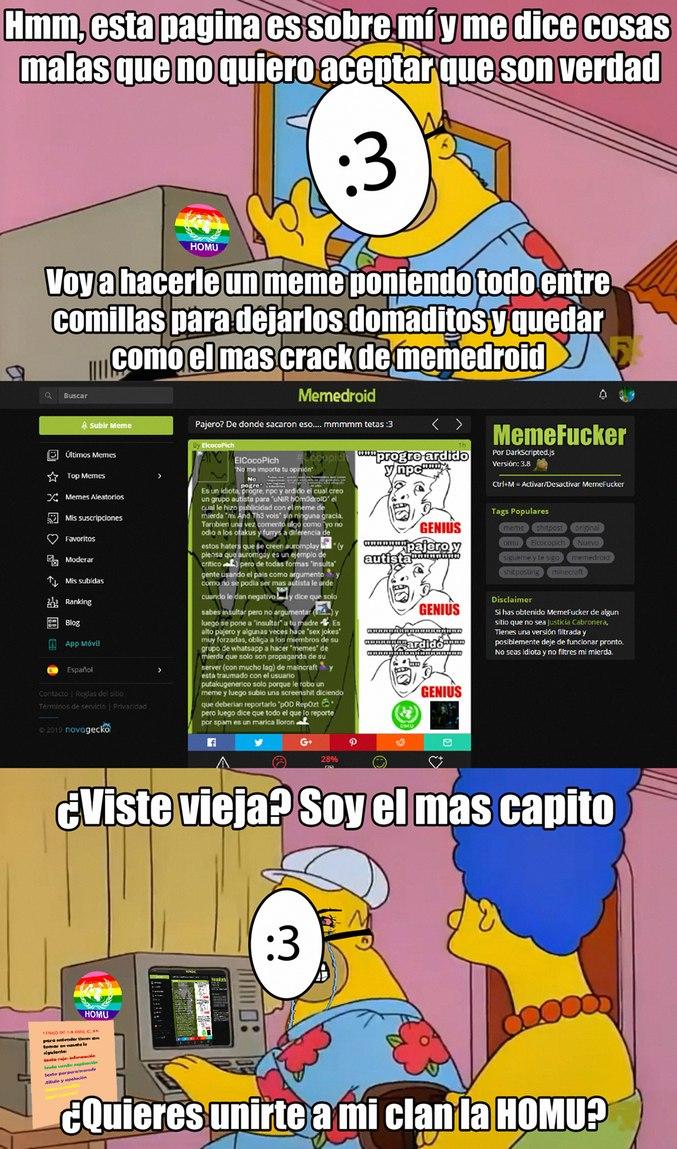 El mas capo - meme