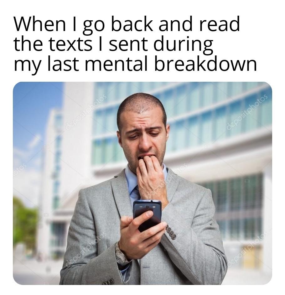 Not again - meme