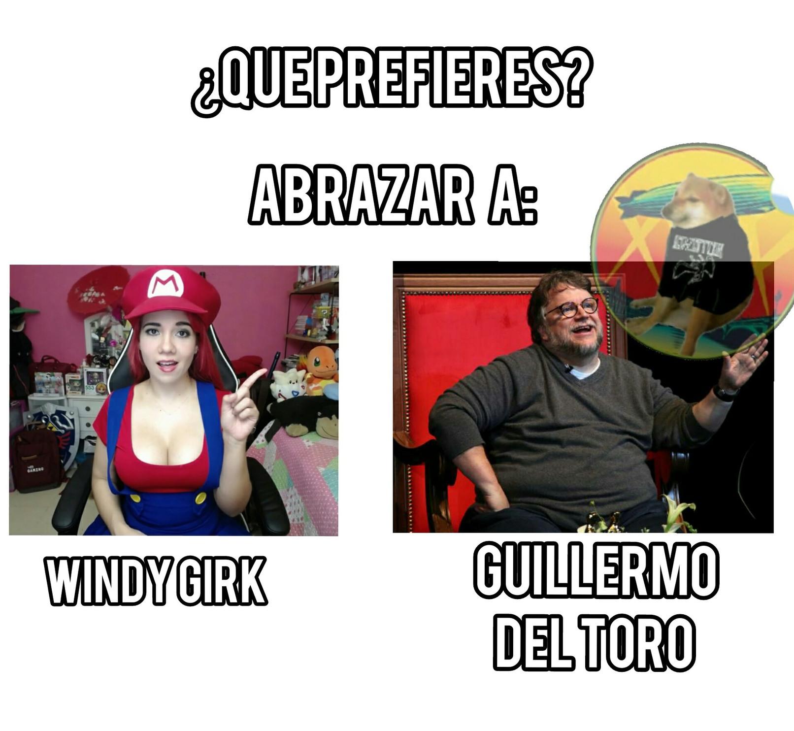 Yo al gordo - meme
