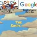 Altos simps los de google