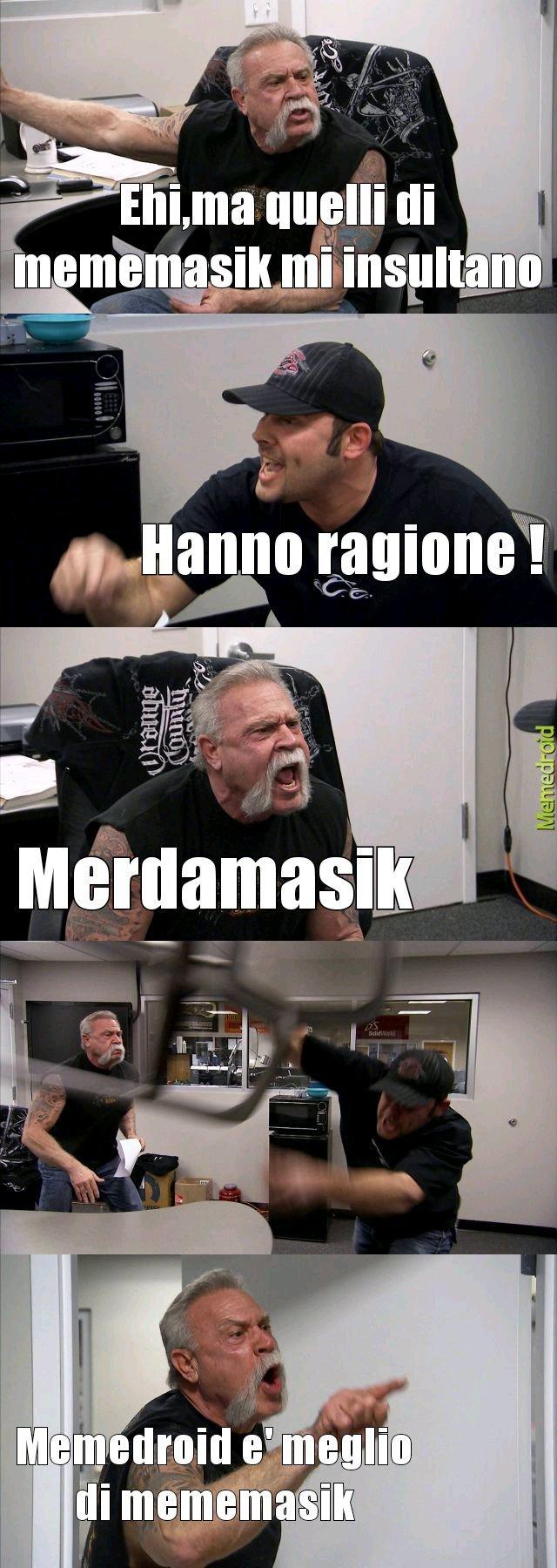 MERDAMASIK - meme