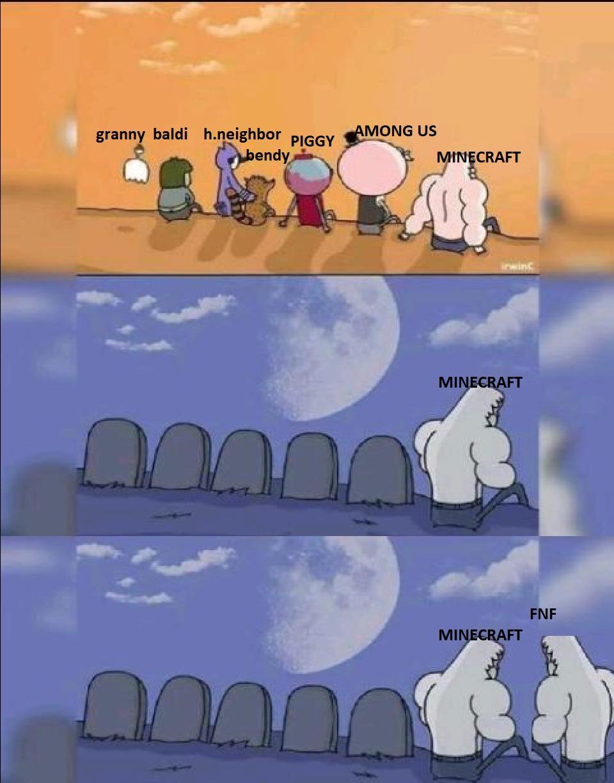 THE LAST OF US - meme
