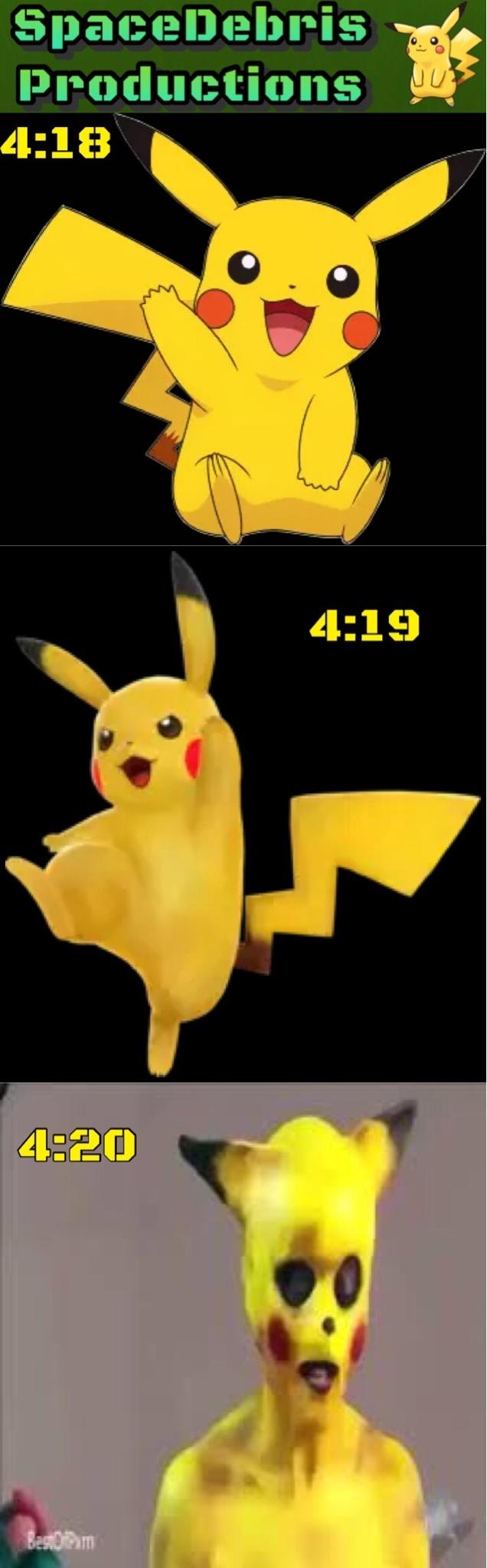 Pikachu - meme