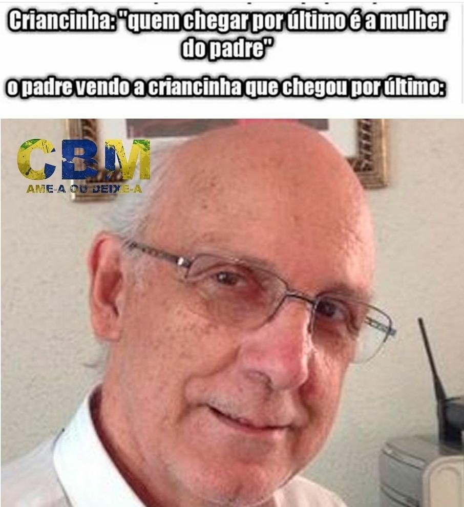PADRE QUEMEDO - meme