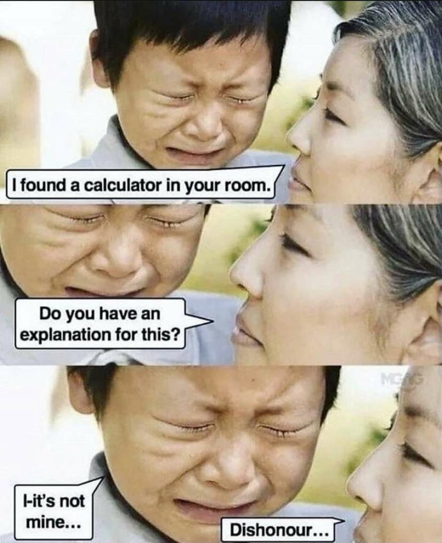 get it? cuz he Asian - meme