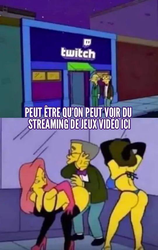 Twitch - meme