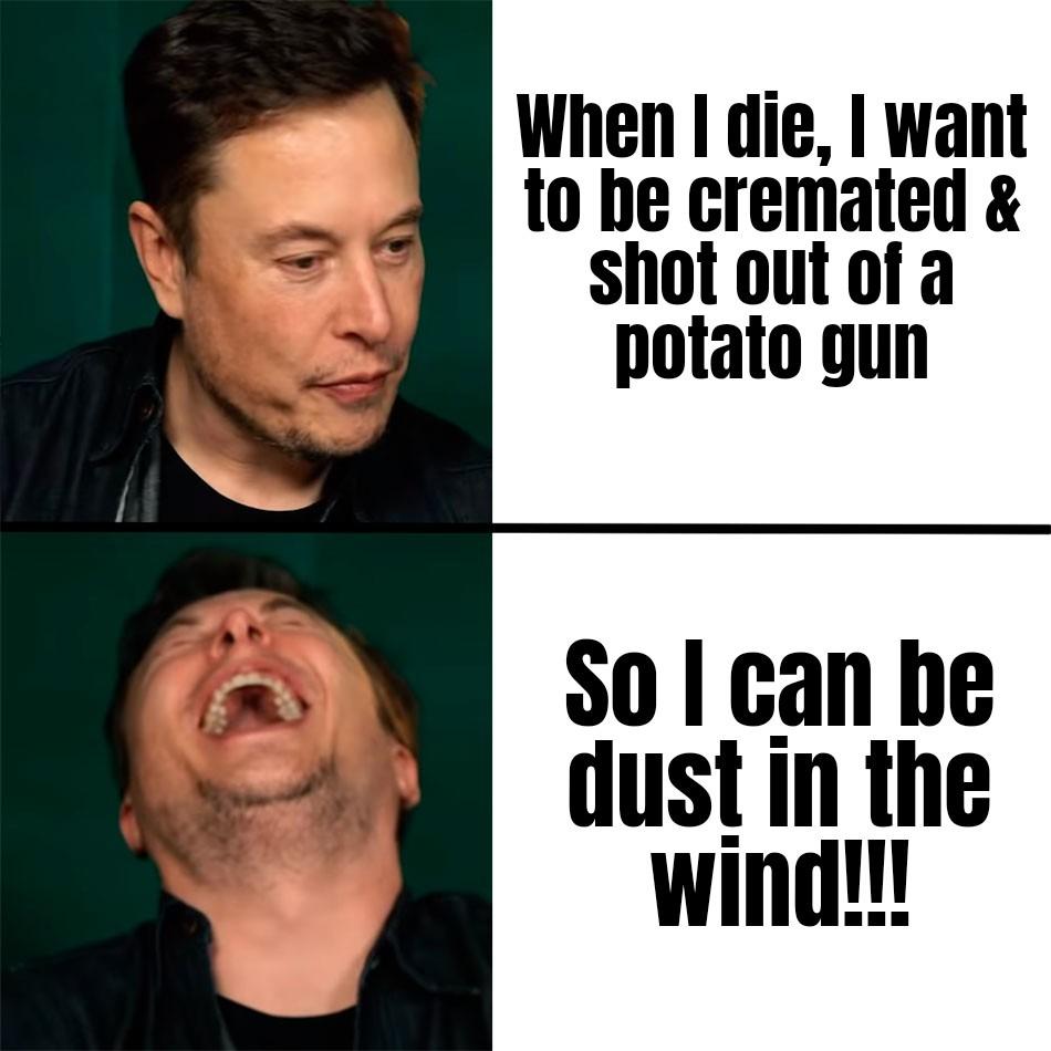 Kansas - Dust in the wind - meme