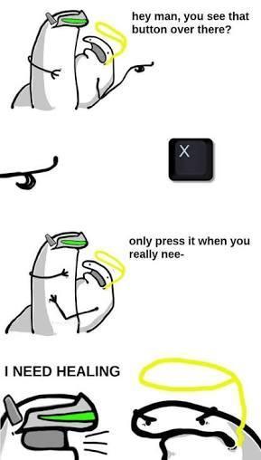 Needhealing - meme