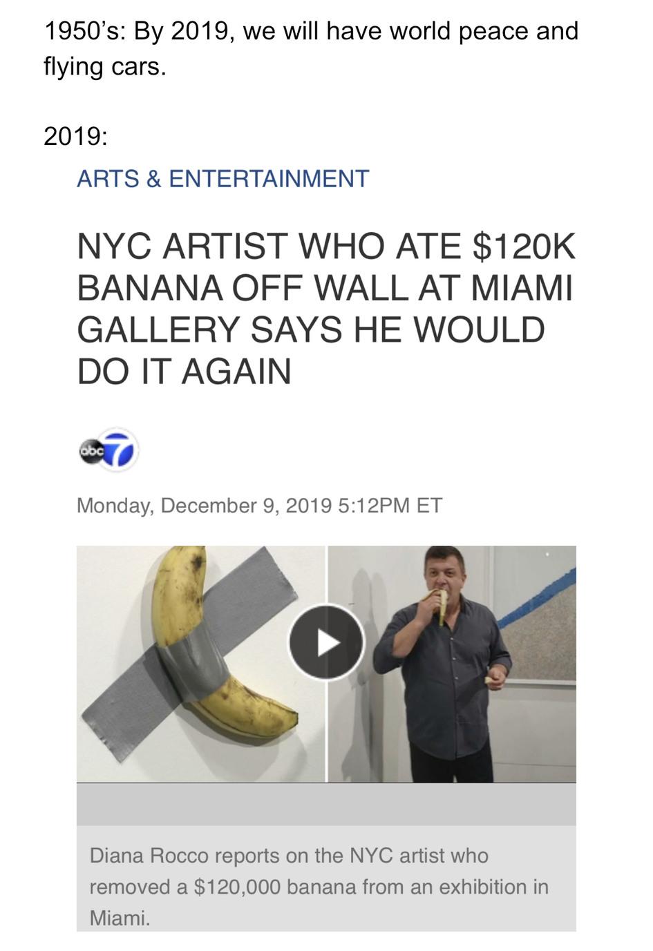 Bananaman - meme