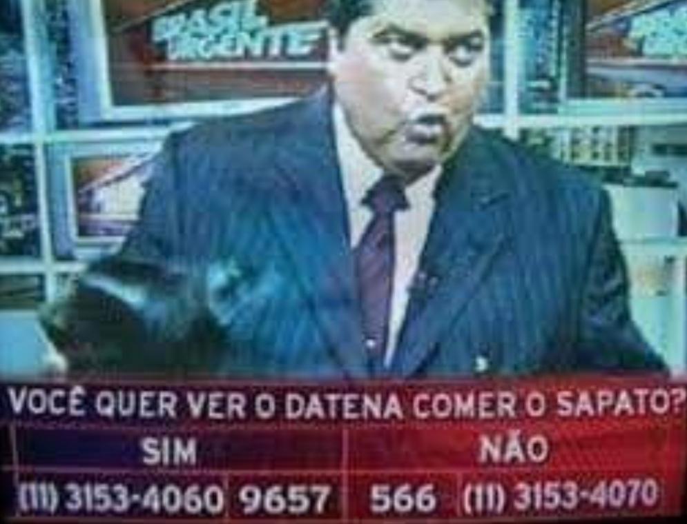 Programação brasileira de CUalidade - meme