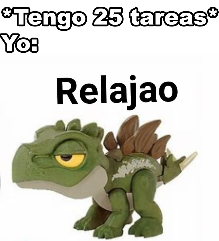 Relajao B) - meme