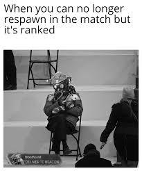 Apex is fun - meme