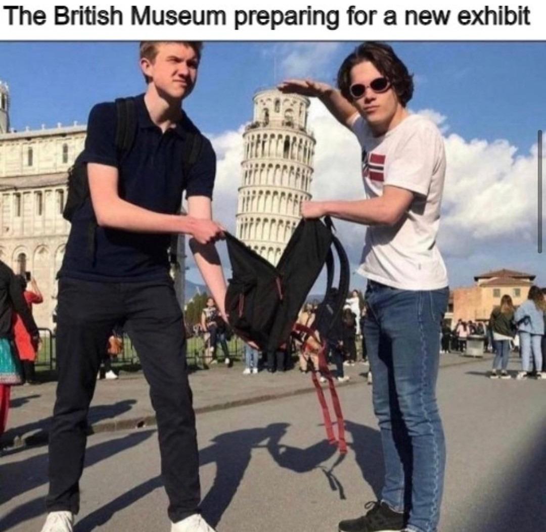 New Exhibit Guys! - meme