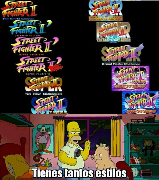 Debe ser el juego más remakeado, reversionado, y remasterizado de la historia - meme