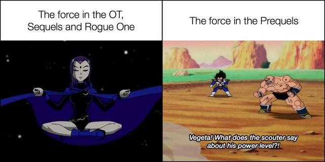 Force - meme