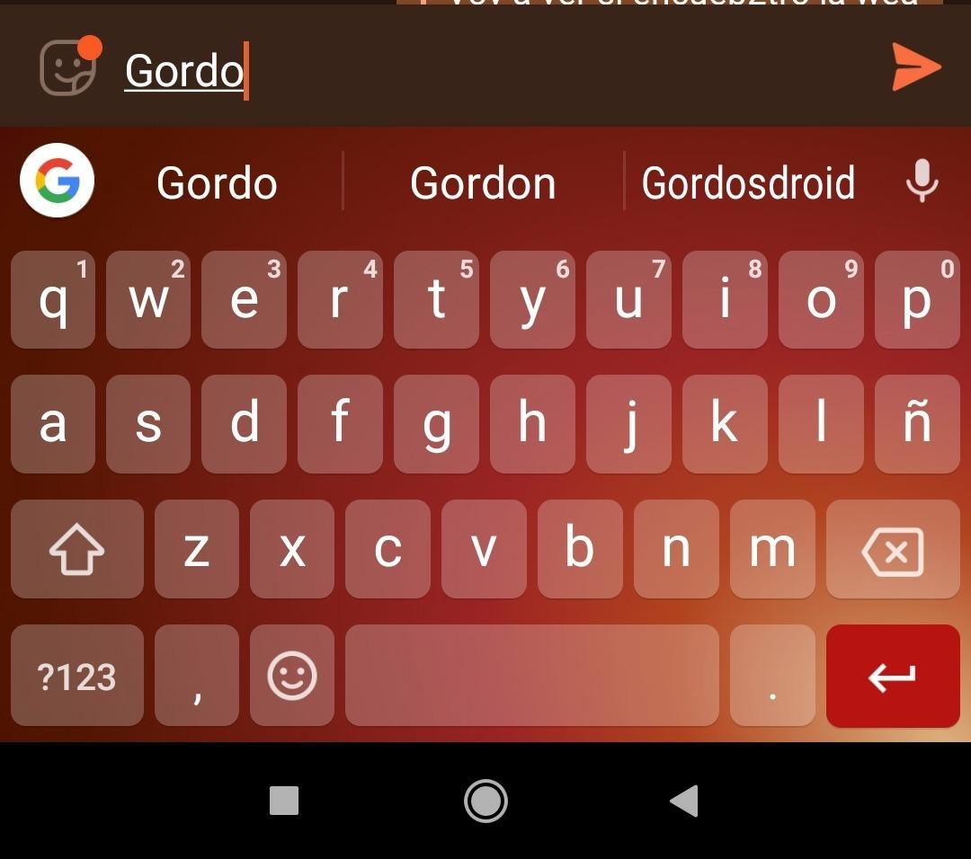 Gordosdroid - meme