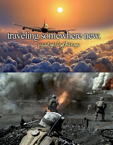 just soldier things - meme