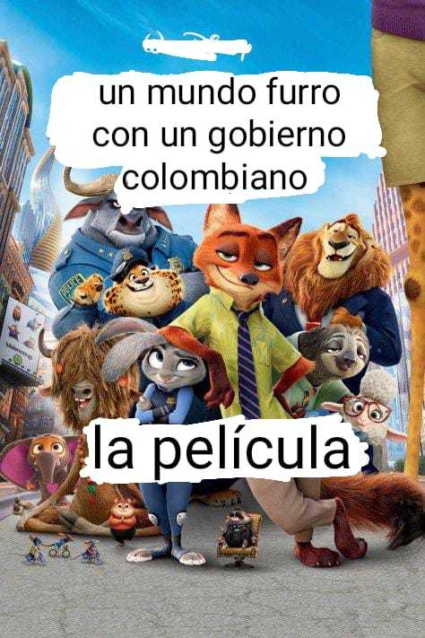 La película - meme