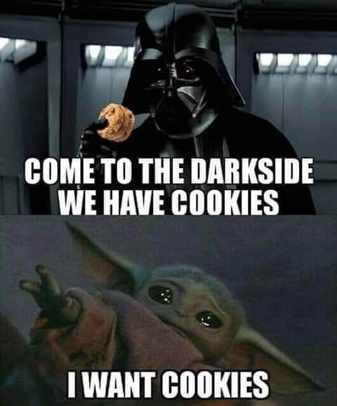 Dark chocolate please - meme