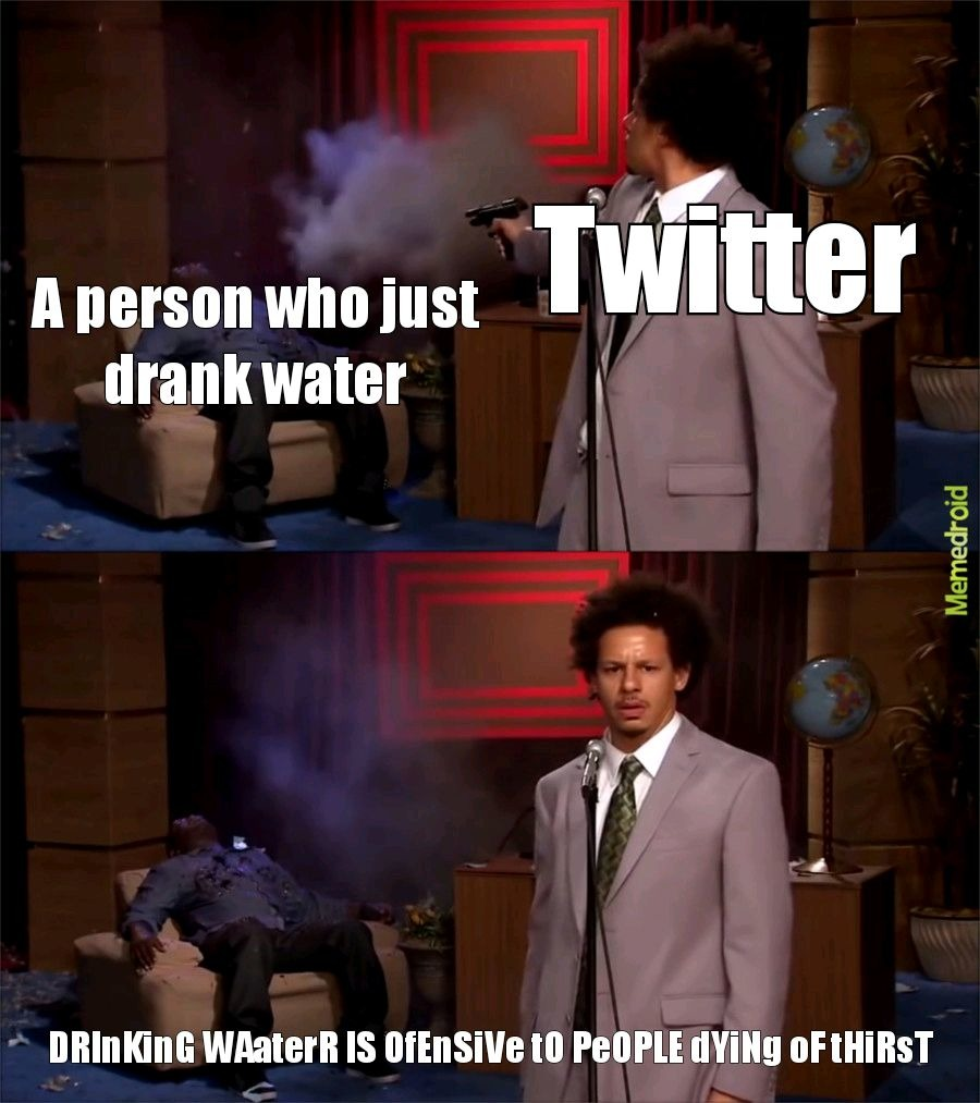 Twitter sucks - meme