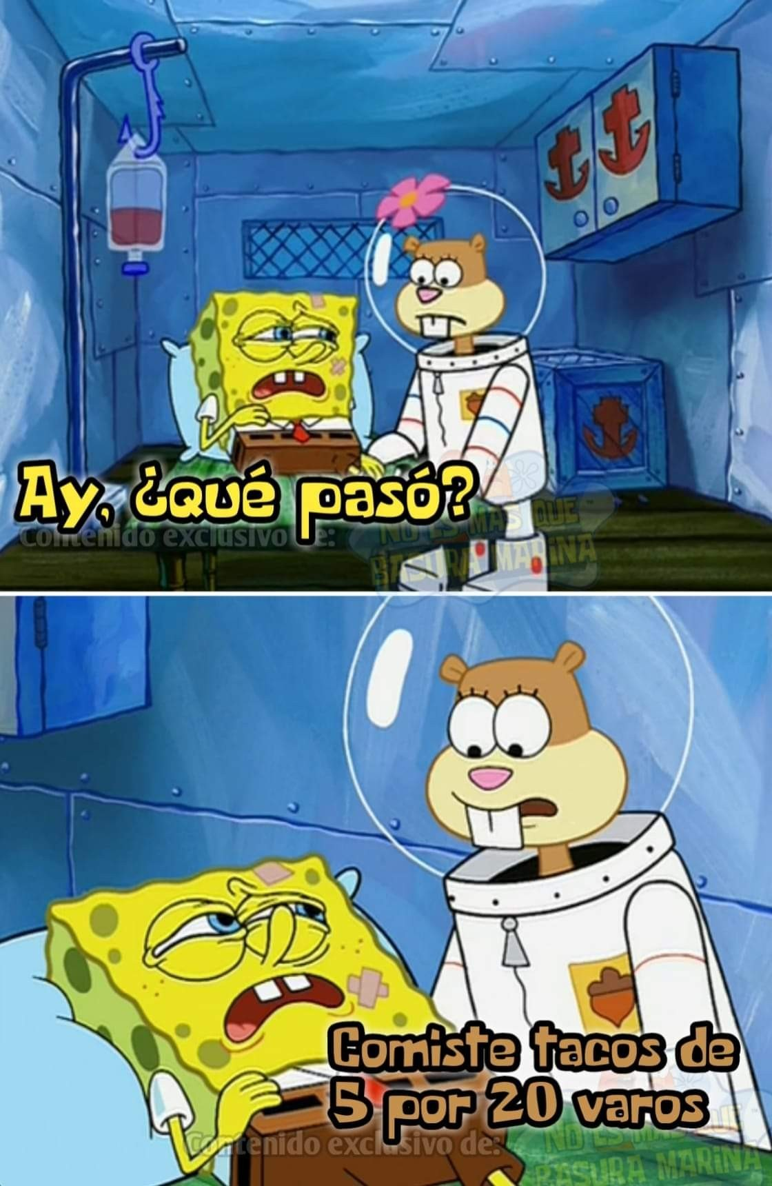 Alguien dijo Tacos?!!! - meme