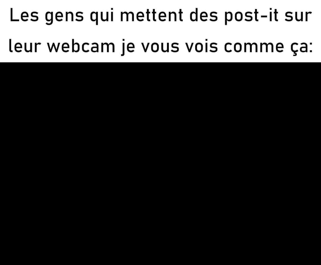 Message du FBI - meme