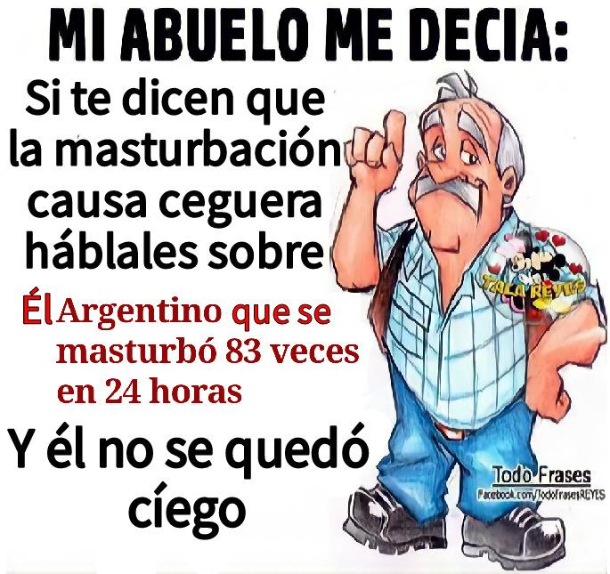 Abuelo - meme