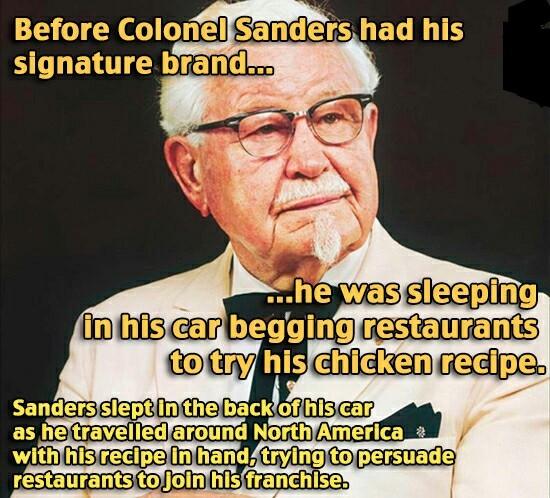 For those who don't know, Google KFC - meme