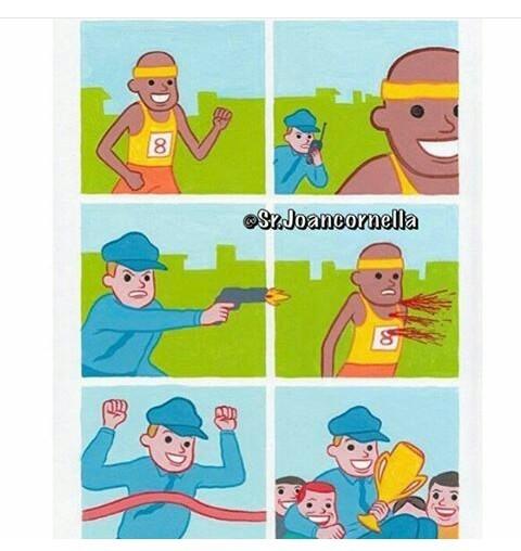 Como ganar una carrera - meme