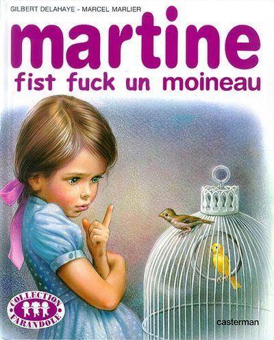 Sacrée martine #3 - meme