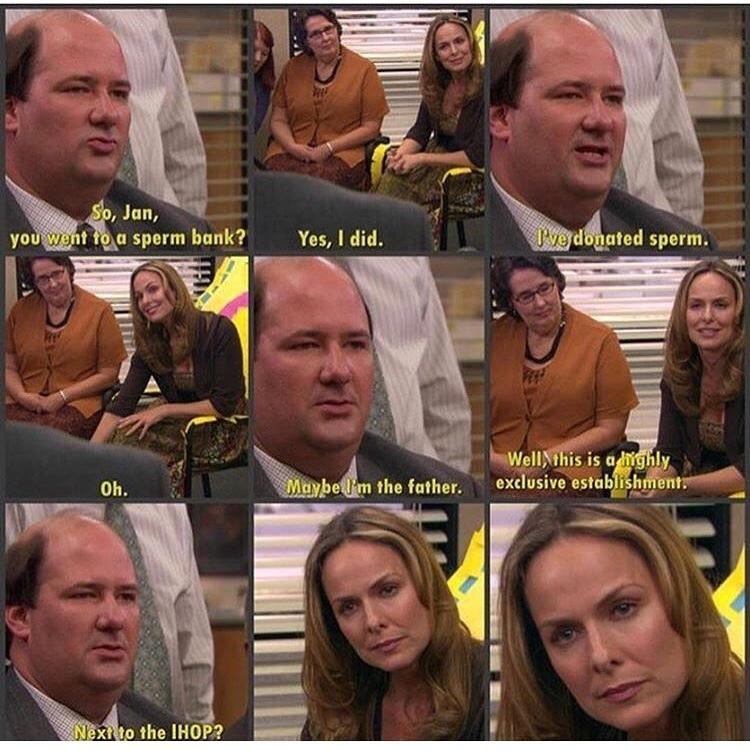 Kevin got her. - meme