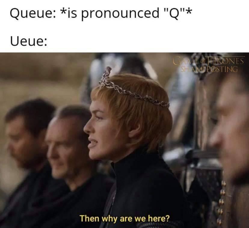 *cue GOT intro* - meme