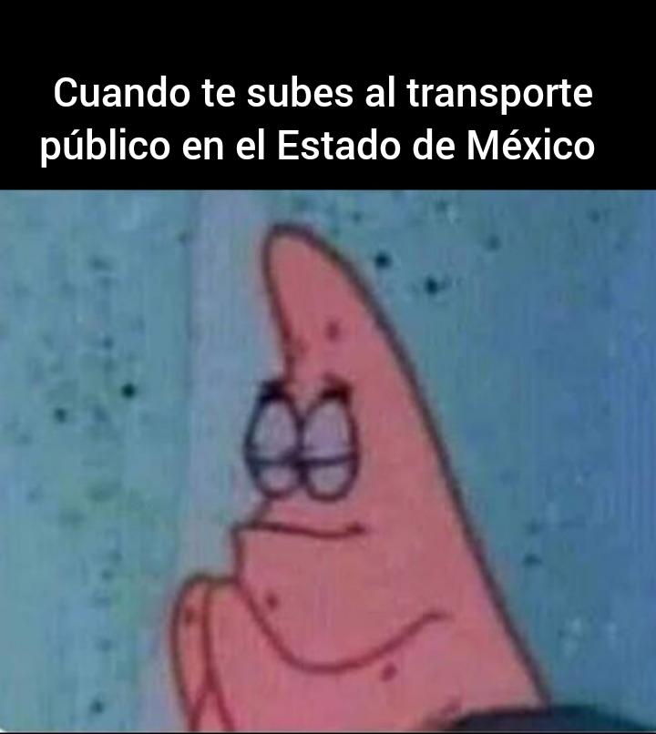 El Estado de México - meme