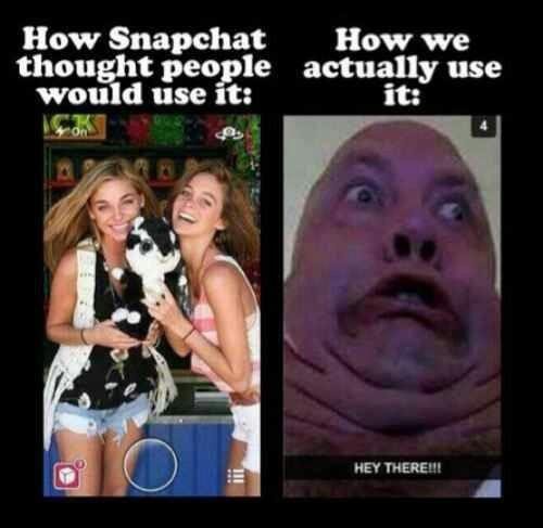 snapchat f%$@ up - meme