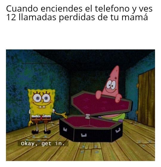 Se murio - meme