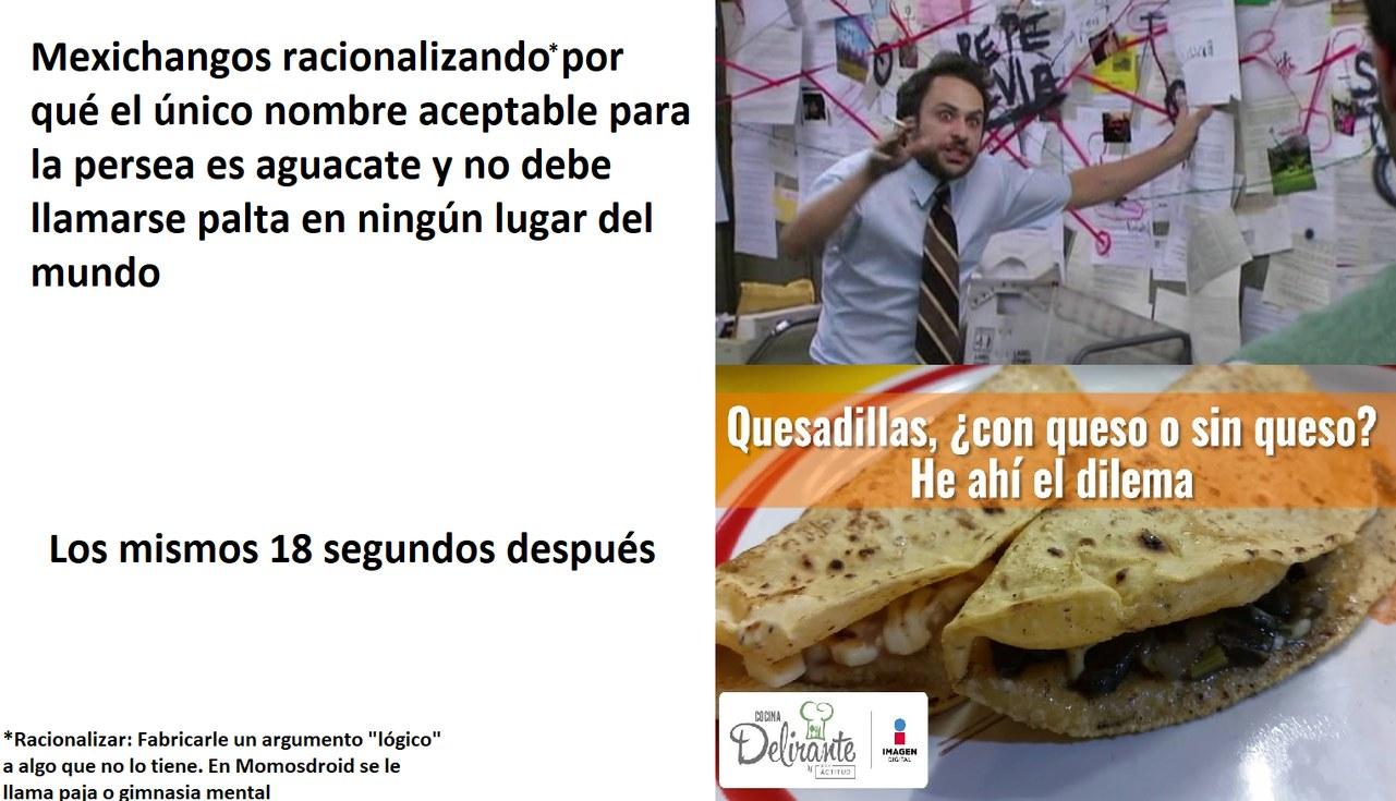 """Sé la pelotudez de """"CDMX vs MX"""", en Argentina también hay lo mismo y no son tan pelotudos - meme"""