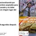 """Sé la pelotudez de """"CDMX vs MX"""", en Argentina también hay lo mismo y no son tan pelotudos"""