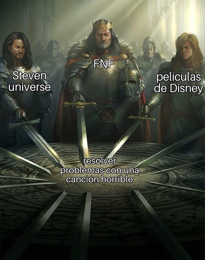 Verdad aceptado facil - meme