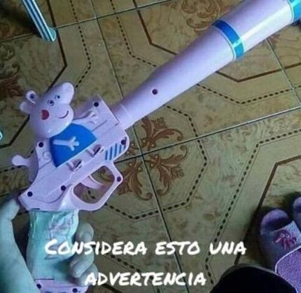 consideraestounaadvertencia - meme