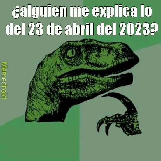 Meme 100% hecho por Xdqwerty productions