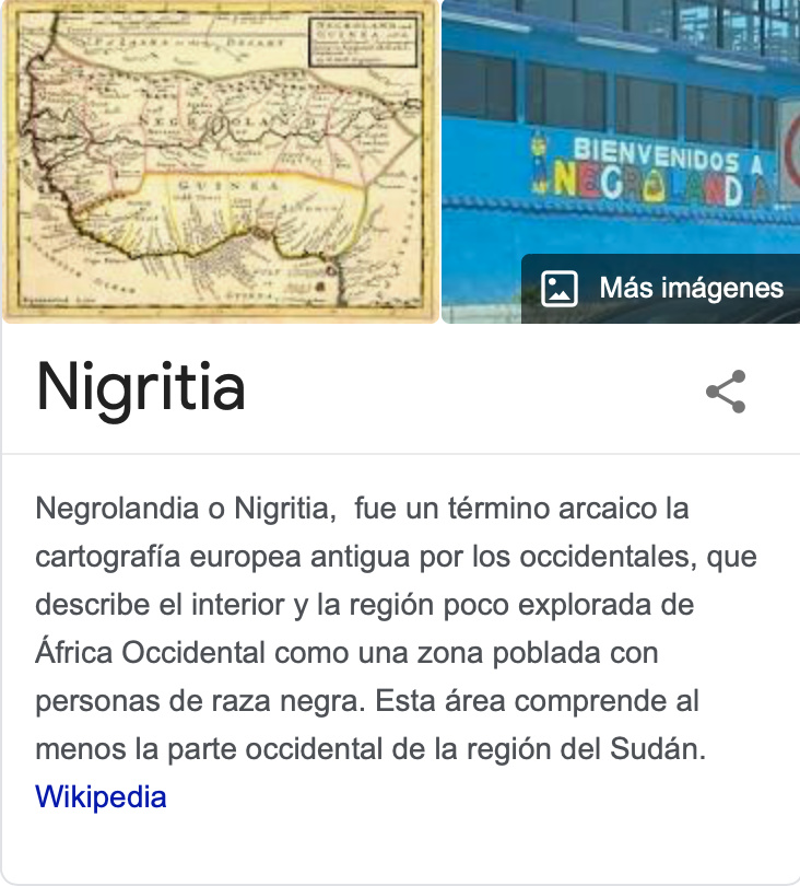 PROXIMAMENTE EN TWITTER:CANCELAN A UNA REGION DE AFRICA POR RACISTA - meme