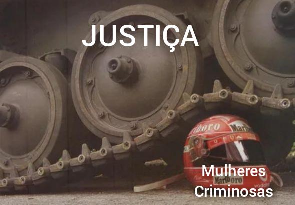 A justiça só é implacável quando é para punir o homem - meme