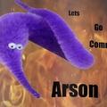 Arson?