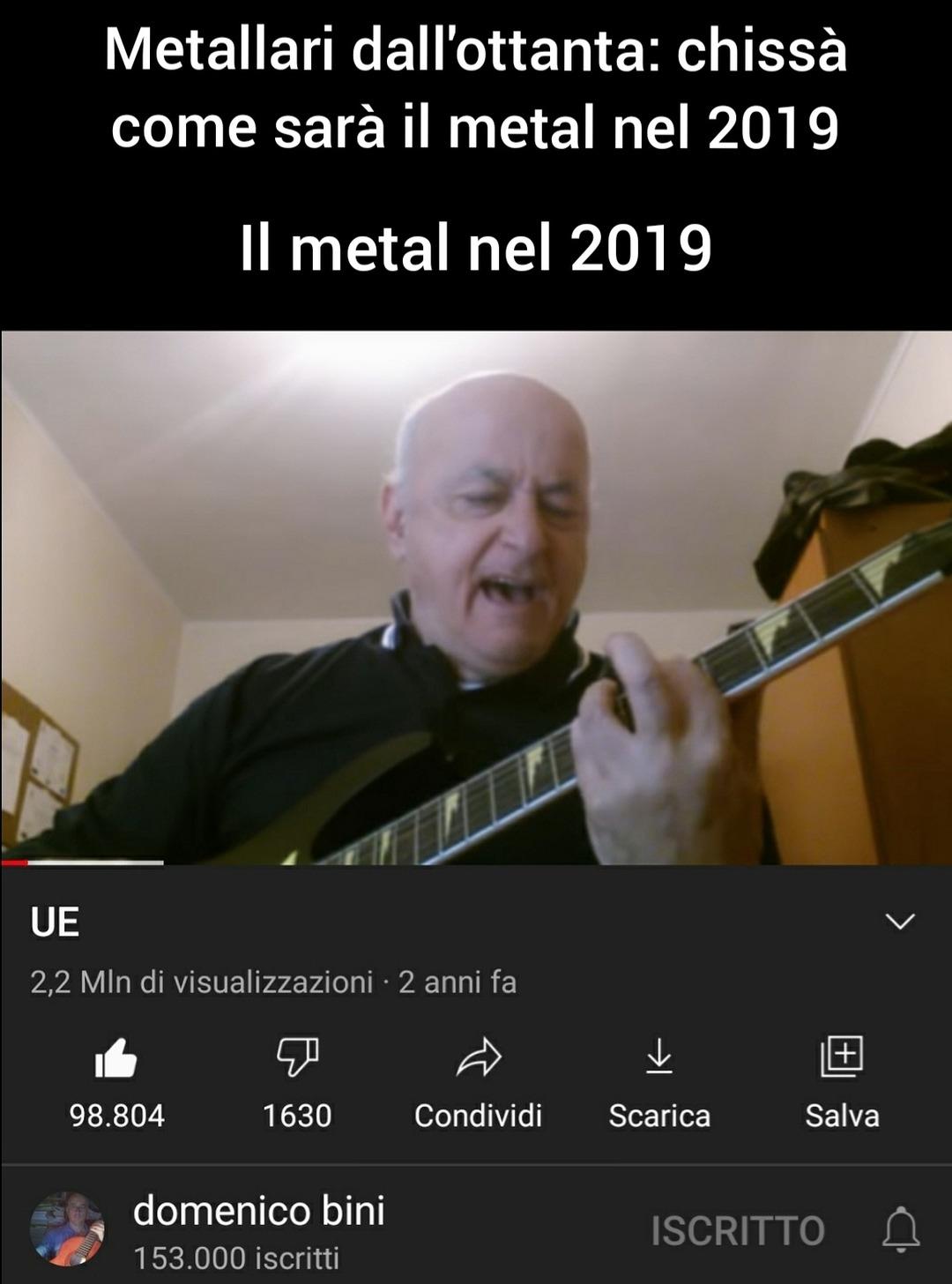 Il MAESTRO Bini - meme