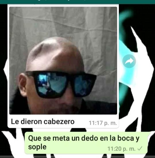 Cabezero xdxd - meme