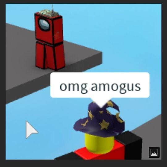 OMG amonus - meme