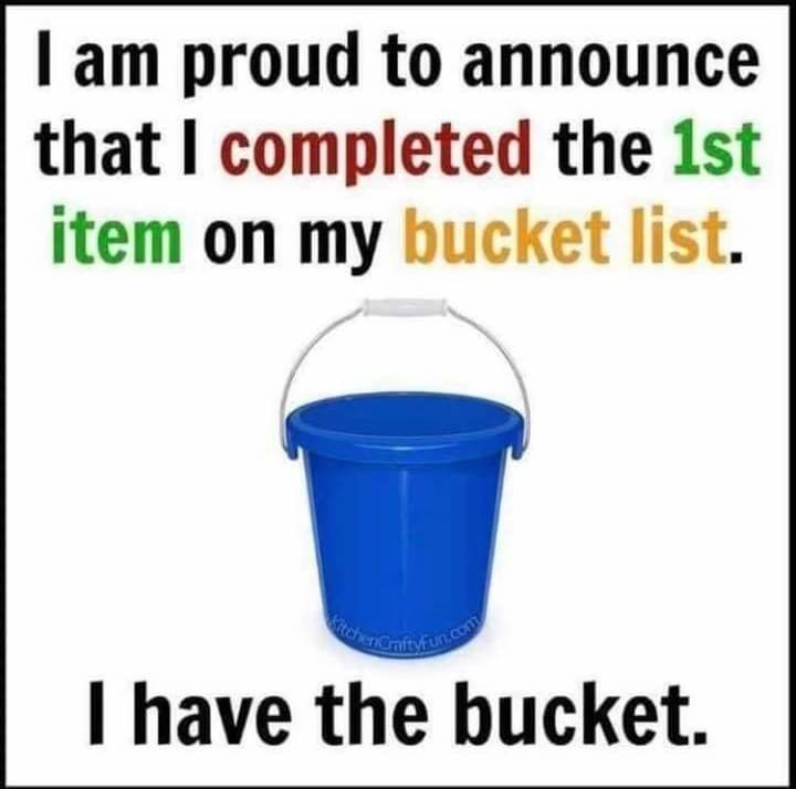 bucketlist - meme