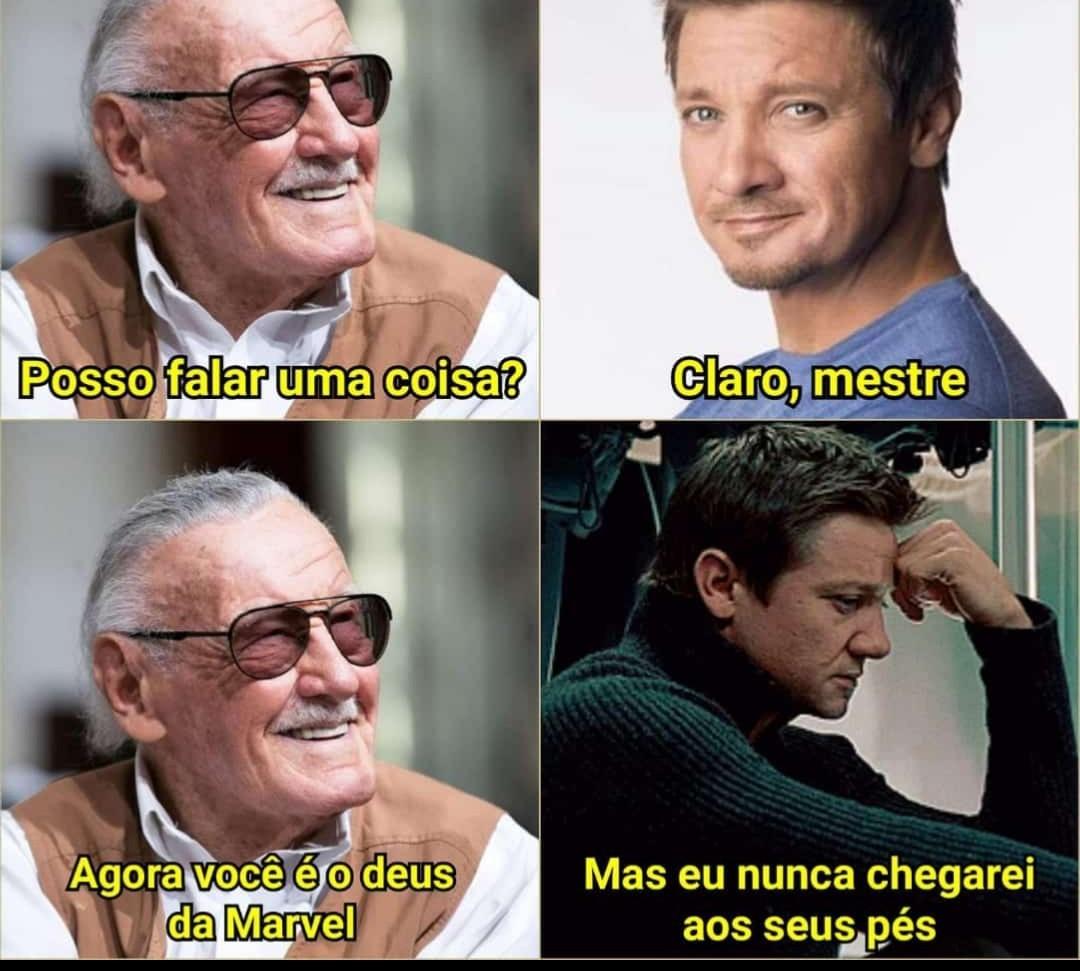 Ele sempre foi #GAVIGODARQUEIRO - meme