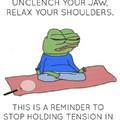 Mindful Pepe